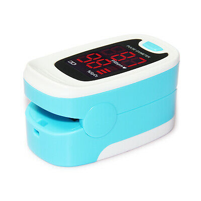 USA FDA Finger Pulse Oximeter Blood Oxygen Sensor O2 SpO2 Monitor Heart Rate New 5