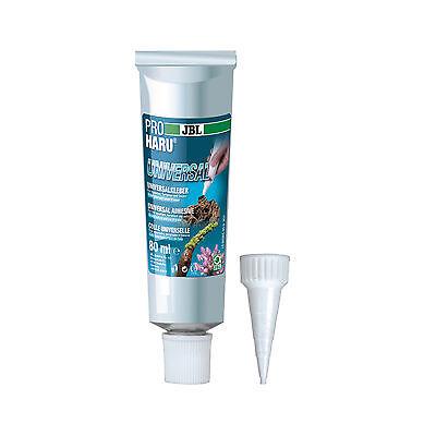 JBL HARU Universalkleber - klebt unter und über Wasser 80 ml 6