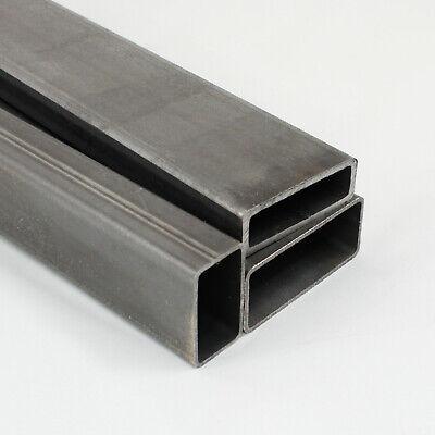 STAHL-SHOP24 Rechteckrohr Stahlrohr Hohlprofil Profilrohr Vierkantrohr Stahlrohr 5
