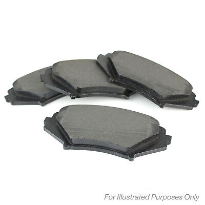 Fits BMW 1 Series E87 120d Genuine OE Textar Front Disc Brake Pads Set