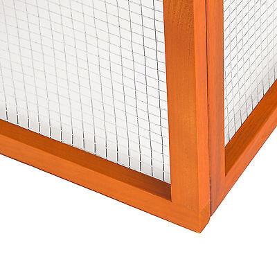 Cage enclos clapier pliable XXL à lapins lièvre cobaye cochon rongeurs étable