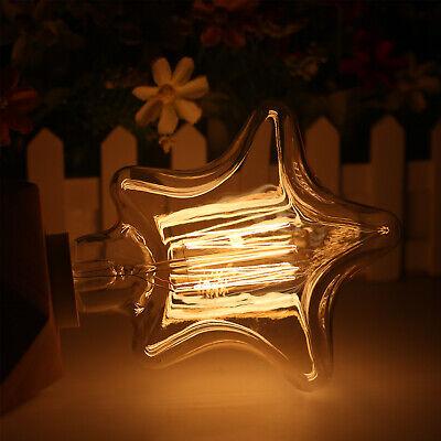 E27 40w Vintage Led Edison Ampoule Filament Clair Décoration de Maison 11