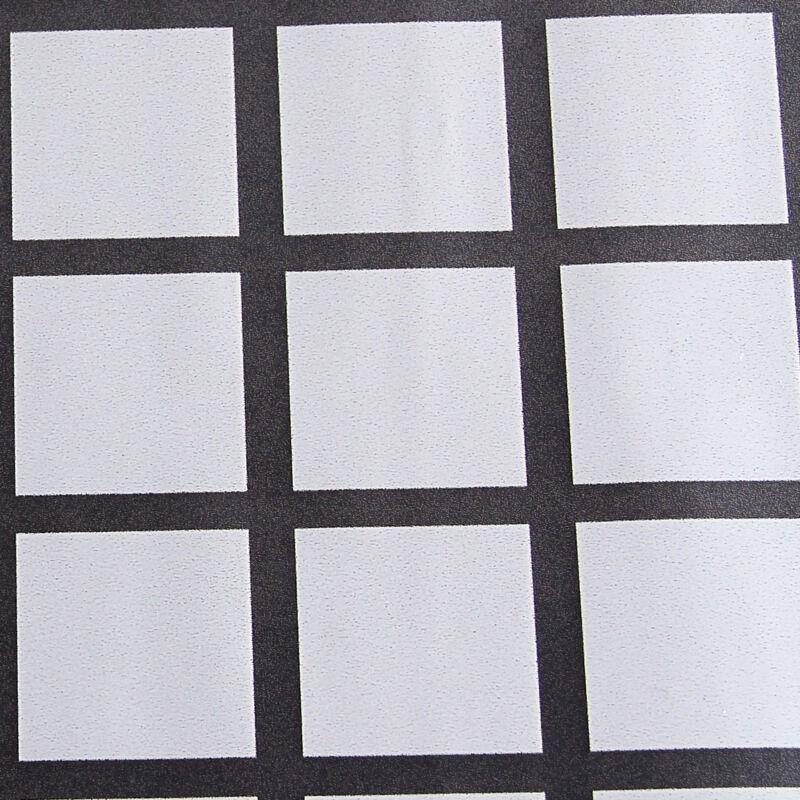 Película de la Ventana Vidrio Decorativa Privacidad Estampado Vinilo Esmerilado 5