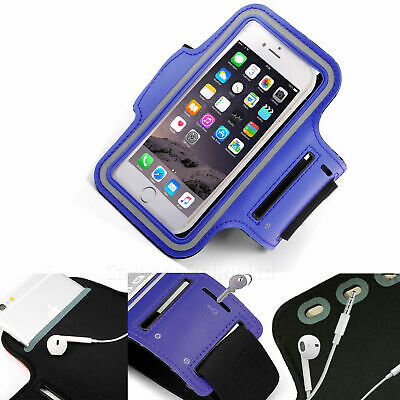 Apple Gym Running Jogging Sports Armband Holder For Various iPhone Mobile Phones 8