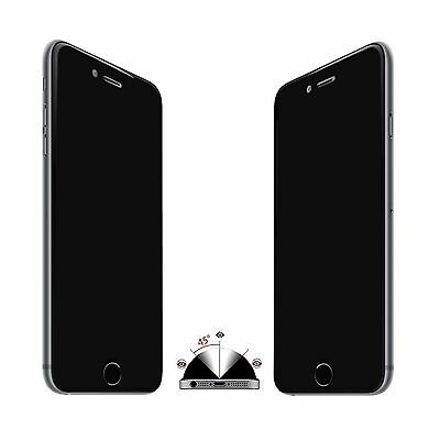 9H Privacy Anti-Spy Tempered Glass Screen Protector for iPhone X 6 6s 7 8 Plus
