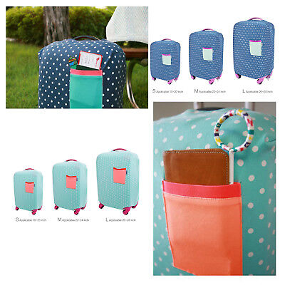 Elastic Luggage Suitcase Cover Protection Protector Covers Travel 20 24 28 2