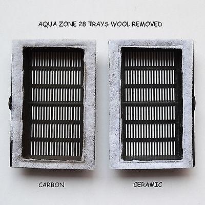 5 X Bj Filters Compatible Aqua Zone 28 - Carbon / Ceramic Kits  6 Months Supply 3