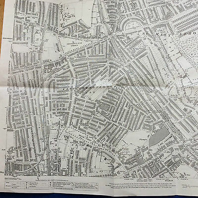 Old Ordnance Survey - the Godfrey Edition - Holland Park & Shepherds Bush 1894 2