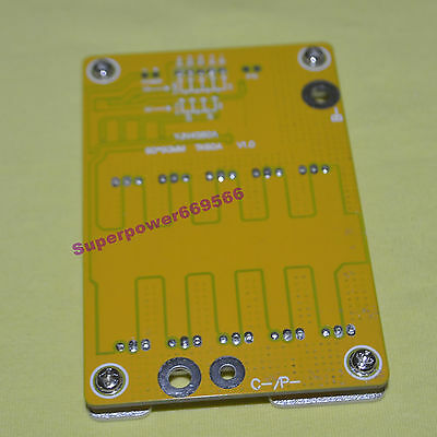 12V 14.8V 4S 60A BMS PCB PCM for LiFePO4 18650 26650 LIPO Battery with BALANCE 6