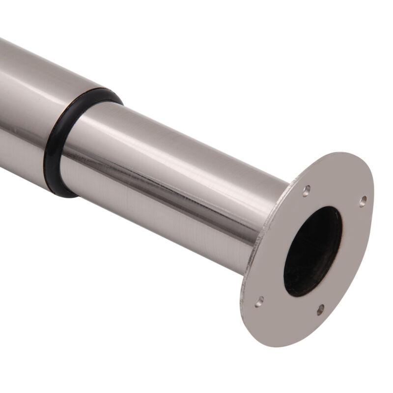 Tischbeine Eisen Optik 710-1100mm Ø 60 mm sehr stabil Tischfüße höhenverstellbar 5
