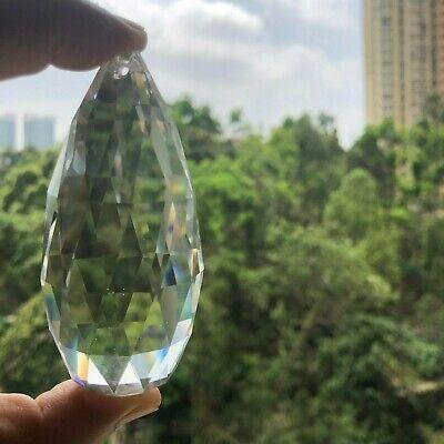 6pc 3.5 inch 89 mm Crystal Corn Prism Chandelier Hanging Pendant Suncatcher Gift 4