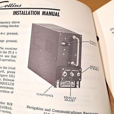 collins 51x 2 install manual 51 70 picclick rh picclick com HF Radio King Spectrum Analyzer