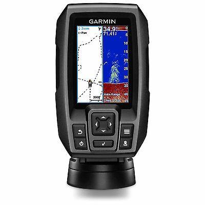 Garmin STRIKER 4 Fishfinder with 4-Pin 77/200kHz TM Transducer 010-01550-00 5