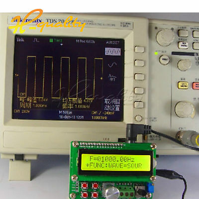 DDS Function Signal Generator Custom arbitrary Waveform Sine/Triangle COUNTER 4