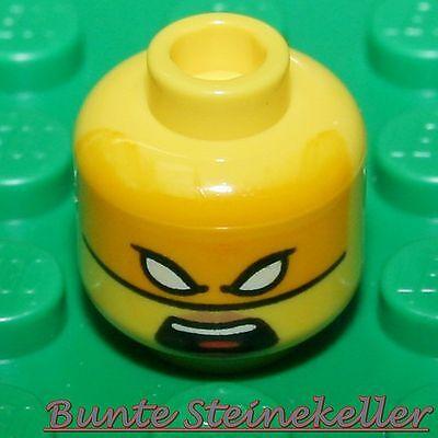 1 Stück Ninjago Minifig Kopf Nr SB02-08 1570 von Titan Zane mit 2 Gesichter