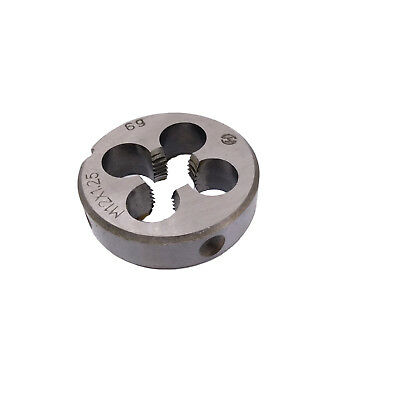 12mm x 1.25 Metric Right hand Die M12 x 1.25mm Pitch SN-T