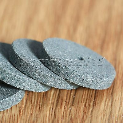 20mm Grinding Polishing Mounted Stone Buffing Wheels Pad Wookworker Rotary Tool 10