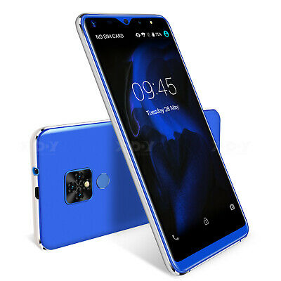 2019 New Mate 20 Mini Android 9.0 Cell Phone Unlocked Dual SIM AT&T Smartphone 8