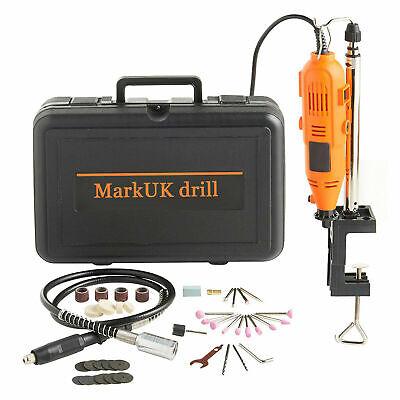 40pcs Drill Hobby Craft Mini Drill Multi tool Rotary Tool Set Grinder Tool V04 2
