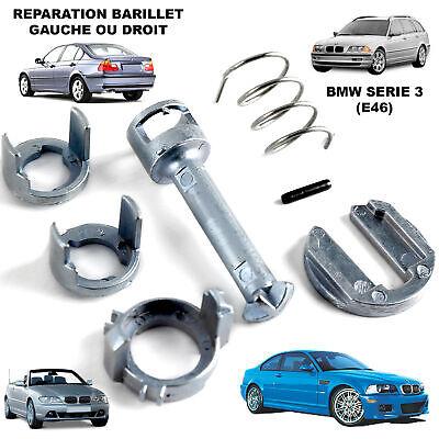 5x serrure de porte schliesszylinder réparation pour l/'avant pour BMW 3er e46 NOUVEAU *