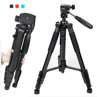 Zomei Q111 Professional Heavy Duty Aluminium Tripod&Pan Head for DSLR Camera 5