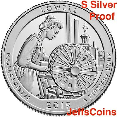 2019 S Guam's War in the Pacific National Historical GU 99% SILVER Proof Quarter 3