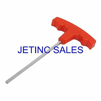 TOOL T HANDLE 5 mm ALLEN HEAD SCREW DRIVER  FOR STIHL & OTHER