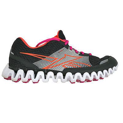 1 of 3Only 1 available Reebok Kids Shoe Zig Tech Zignano Burn Gs Big Kids  Junior Gray Pink J92468 Sz 6 6546f432e