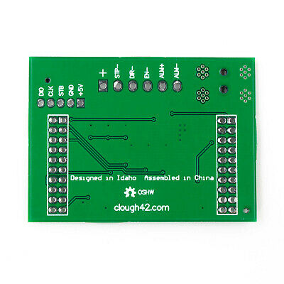 CLOUGH42 Electronic Leadscrew (ELS) Booster Pack Interface PC Board 4