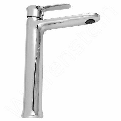 Welfenstein Armatur Waschschalen Wasserhahn lang hoch chrom Waschtisch WS-37