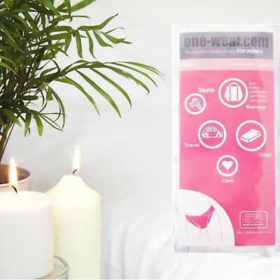 ✅ Maternity Knickers Disposable Cotton Hospital Briefs Breathable Pants 5pk XXL 8