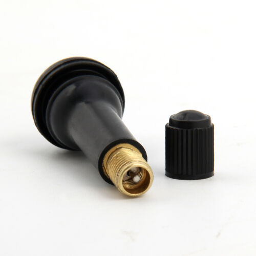 100x TR414 Gummi Ventile Reifen Ventile auch für Stahlfelgen