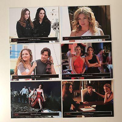 Verzamelingen Revenge Season 1 Flashbacks Chase Card FB-02 Amanda and Emily Verzamelkaarten, ruilkaarten