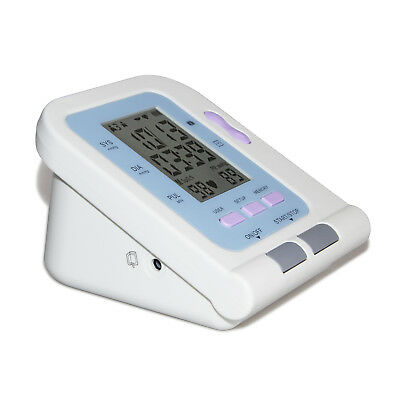 Arm Blood pressure monitor CONTEC08C Electronic Sphygmomanometer Software NIBP 5