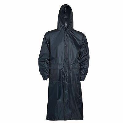 Adults Water proof Jacket Long Coat, Trousers Pack away Rain Women's Mens Ladies 4