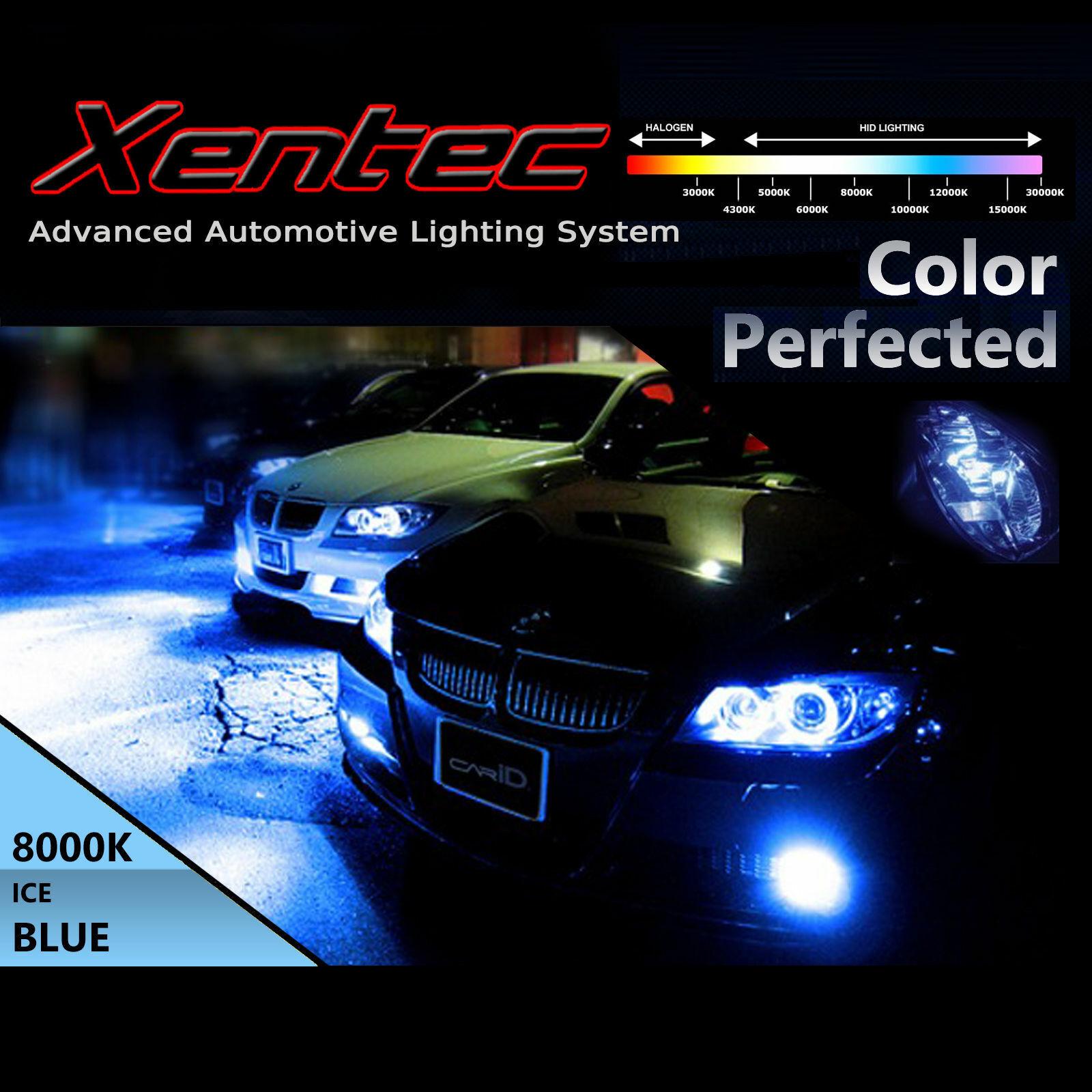 Xentec Xenon Headlight HID Kit for Honda Civic Accord H4 H11 9005 9006 880 H10 8