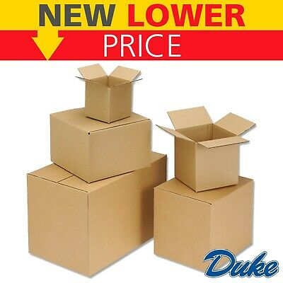 Selection Of Royal Mail Small Parcel Size Postal Cardboard Boxes *All Sizes* 2