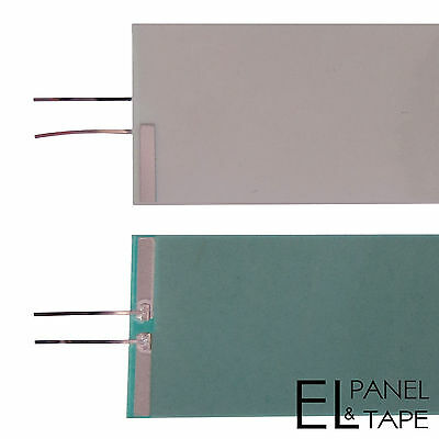 Glow Foil for Many Synths £20.00 87mm x 112mm Replacement EL Panel Backlight