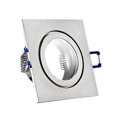 LED Bad Einbaustrahler Set IP44 GU10 230V 1W 3W 5W 7W dimmbar Feuchtraum MAR44 6