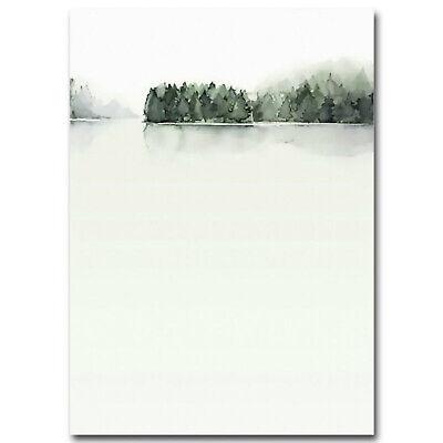 Unframed Tropical Plant Leaf Prints Art Canvas Poster Modern Wall Home Decor 8