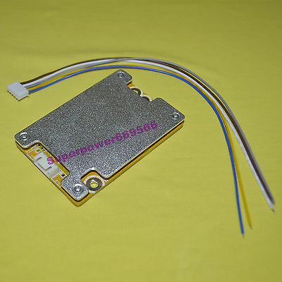 12V 14.8V 4S 60A BMS PCB PCM for LiFePO4 18650 26650 LIPO Battery with BALANCE 2