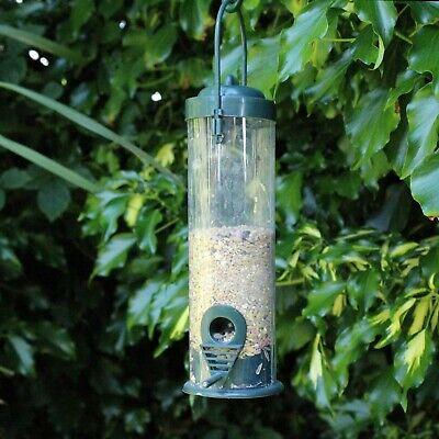 Hanging Wild Bird Feeders X 3 Fatball Holder Bird Peanut Nut Seed Feeder Garden
