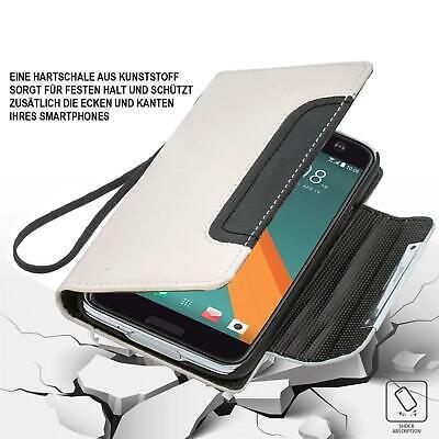 Handy Tasche LG Optimus Speed / Optimus P880 Schutz Hülle Wallet Case Flip Cover 5