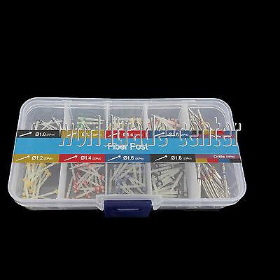 160PCS Dental Glass Fiber Post Single Refilled Package & Free For 32 PCS Drills 4