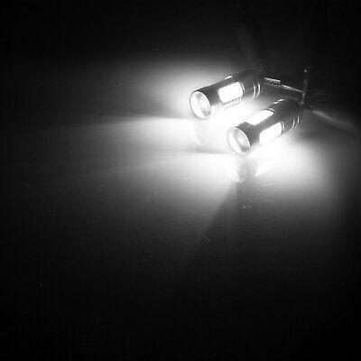 2 Ampoule HP24 HP24W G4 LED Blanc 7.5W Feux de jour PEUGEOT 3008 5008 CITROEN C5 6
