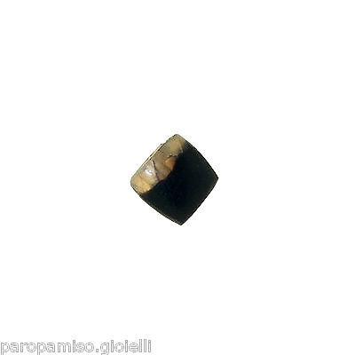 Bactrian Culture Banded Carnelian Agate Bead,   (0983) 2
