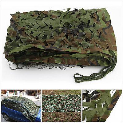 3x5M Camouflage Jagd Tarnnetz Armee Army Tarnung Camo Hunter Army Military DE 6