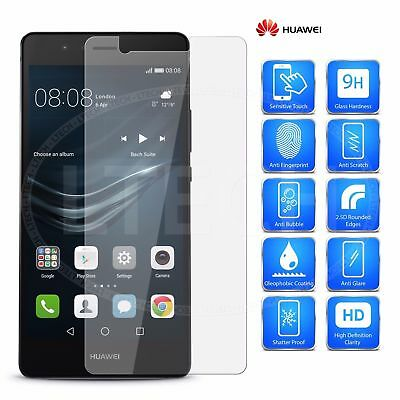 Pellicola Vetro Temperato per Huawei P20/P10/P9/P8/Mate 20 10 Pro/Plus/Lite/2017 12