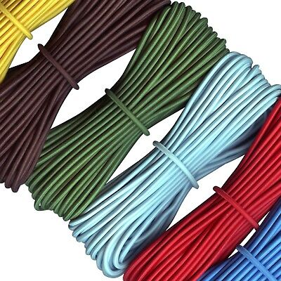 Round Elastic cord - stretch bungee cord  - 2 mm, 3 mm, 4 mm,  5 mm diameter 4