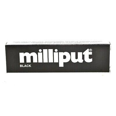 Assorted Milliput® Putty Standard Terracotta Superfine Black Silver Turquoise 7